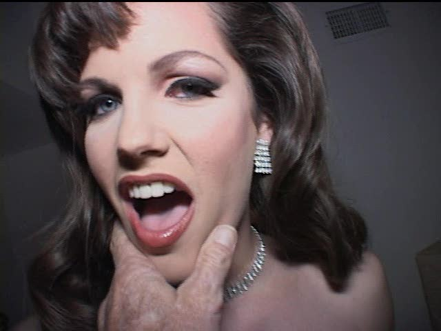 Bobbi Starr Throat Fucked - Beginning with a short tease outdoors, Bobbi soon is inside blowing Jake,  the cameraman, before crawling to another, brightly lit room filled with  cocks ...