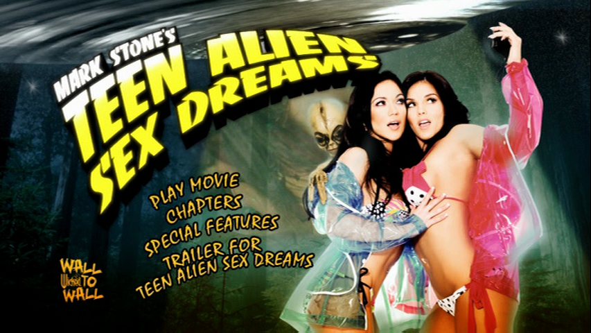 Alien sex dreams