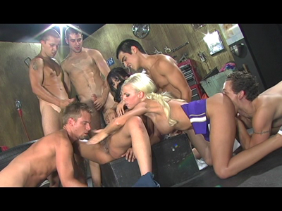 Blake riley group sex cameron marshall