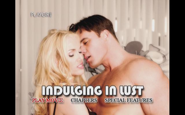 Sexual Indulgence DVD by Playgirl -