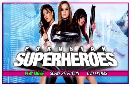 Pornstar superheroes review