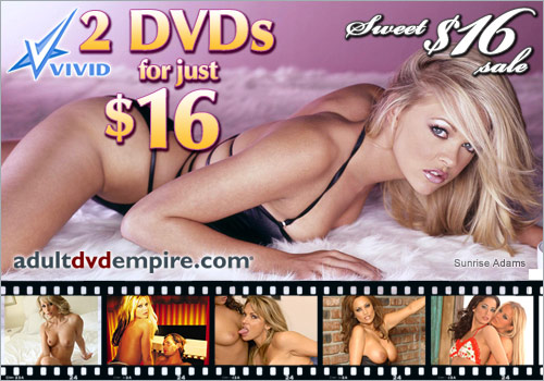 Sweet 16 Vivid Video Sale