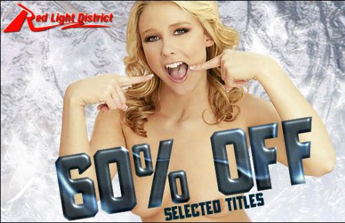 60% off Red Light District DVDs