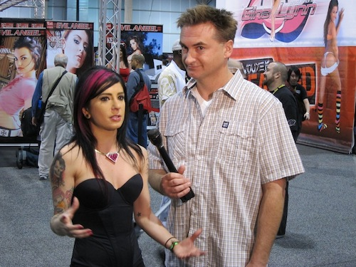 Joanna Angel on Art Man Presents