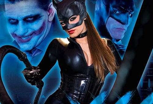 Black Night Porn Parody - BatFXXX: Also coming out of nowhere was a darker look at the dark knight,  Director Nicholas Steele combining various elements from the Batman movies  to ...