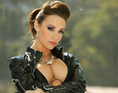 Chanel Preston Best New Starlet 2010