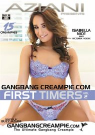 Gangbang Creampie First Timers Vol 2
