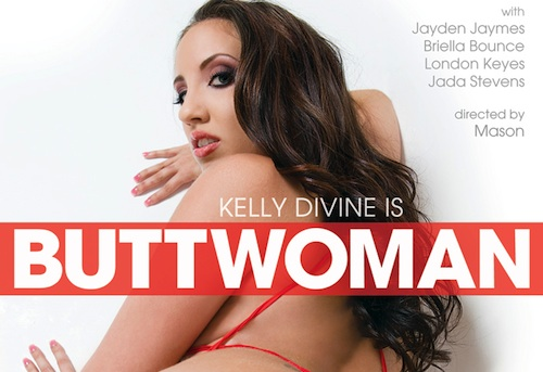Kelly Devine Buttwoman