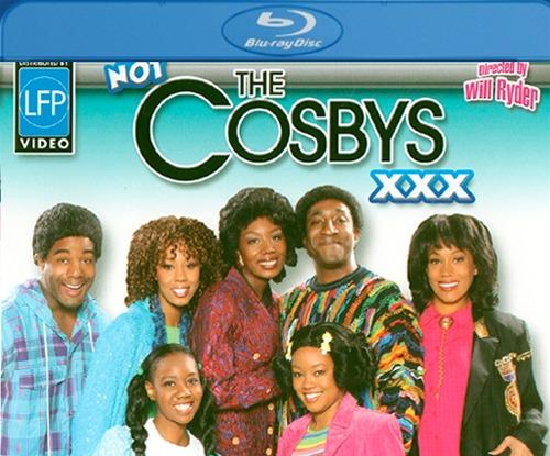 Not The Cosby's XXX Blu-Ray