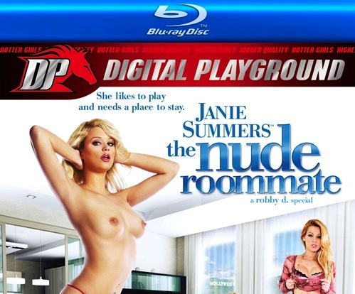 The Nude Roommate