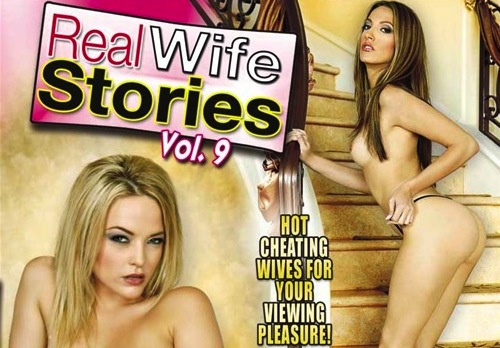 Real Wife Stories Vol. 9. It's an extremely difficult feat for a porn to ...