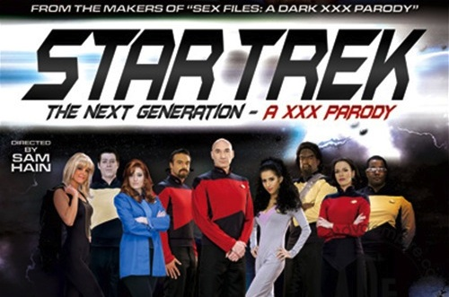 Star Trek The Next Generation XXX