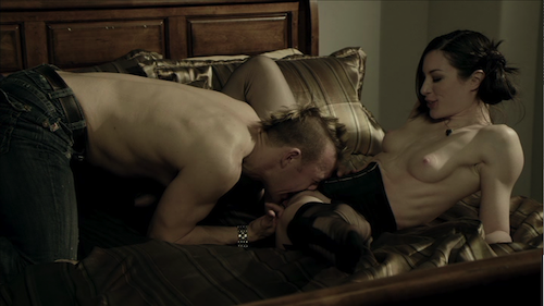 Stoya and Erik Everhard
