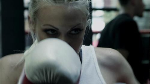 Jesse Jane Boxing