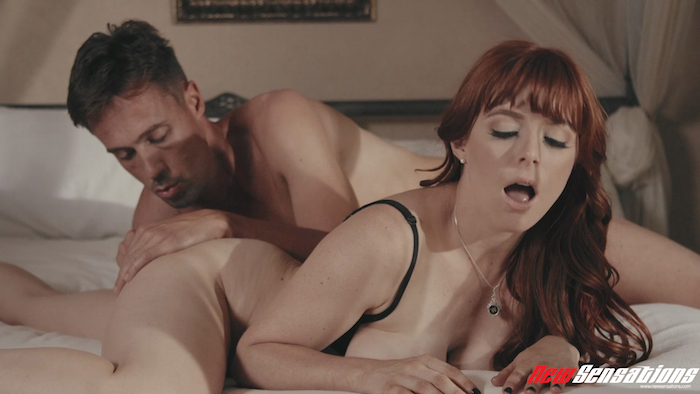 Penny Pax and Richie Calhoon
