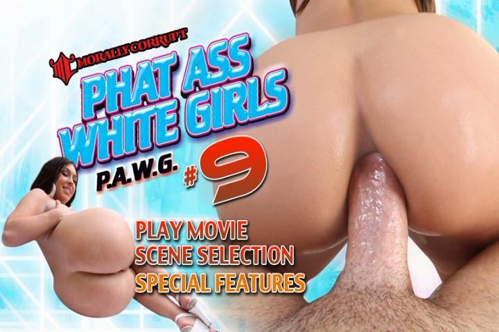 Remy lacroix in phat ass white girls