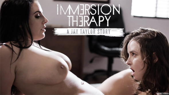 Angela White and Jay Taylor