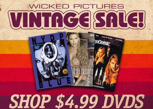 Wicked Vintage Sale