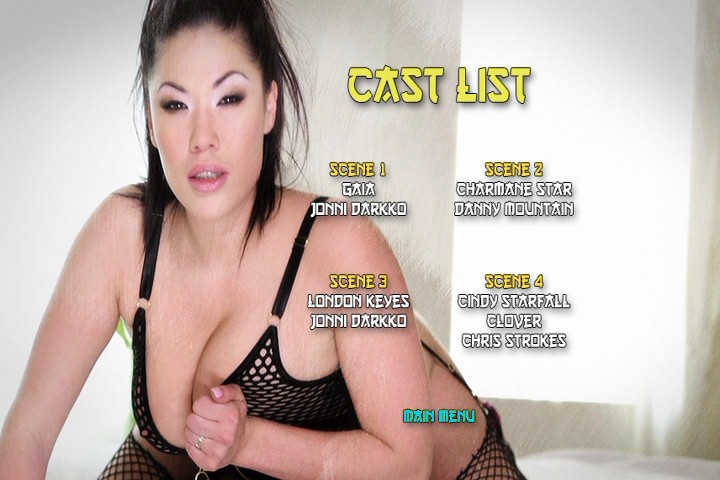 Cast gaia jonni darkko charmane star danny mountain london keyes cindy starfall chris strokes clover