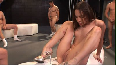 Amber Rayne In Guy Cream Pie