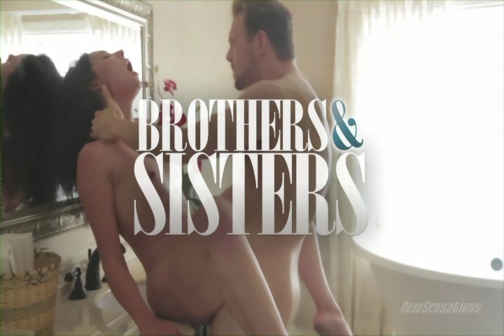 Step Sister Watches Brother