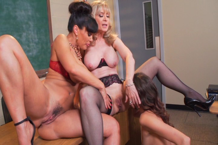 image Sienna teaches sex education