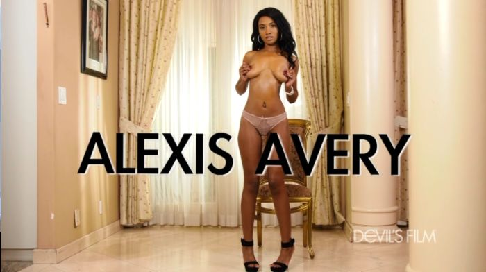 Alexis Avery's full body title tag.