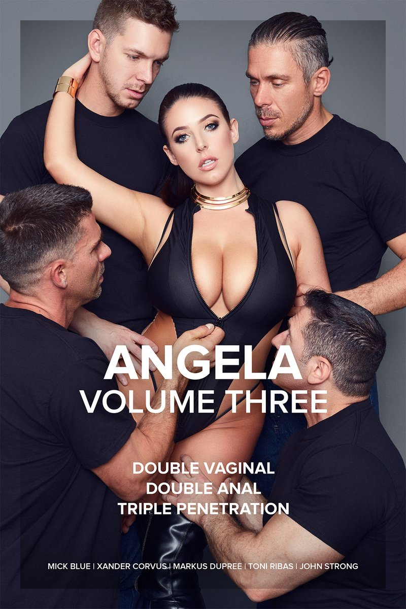 Angela White Gang Bang