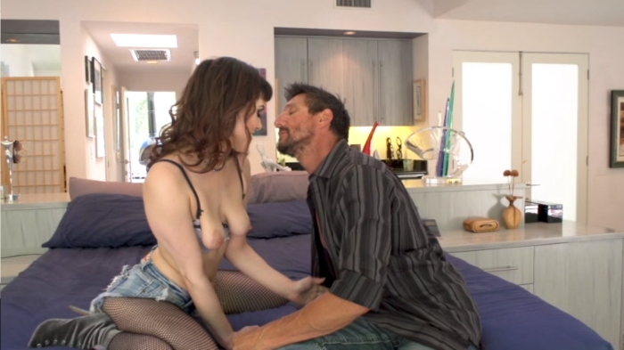 Audrey and Tommy meeting for sex.