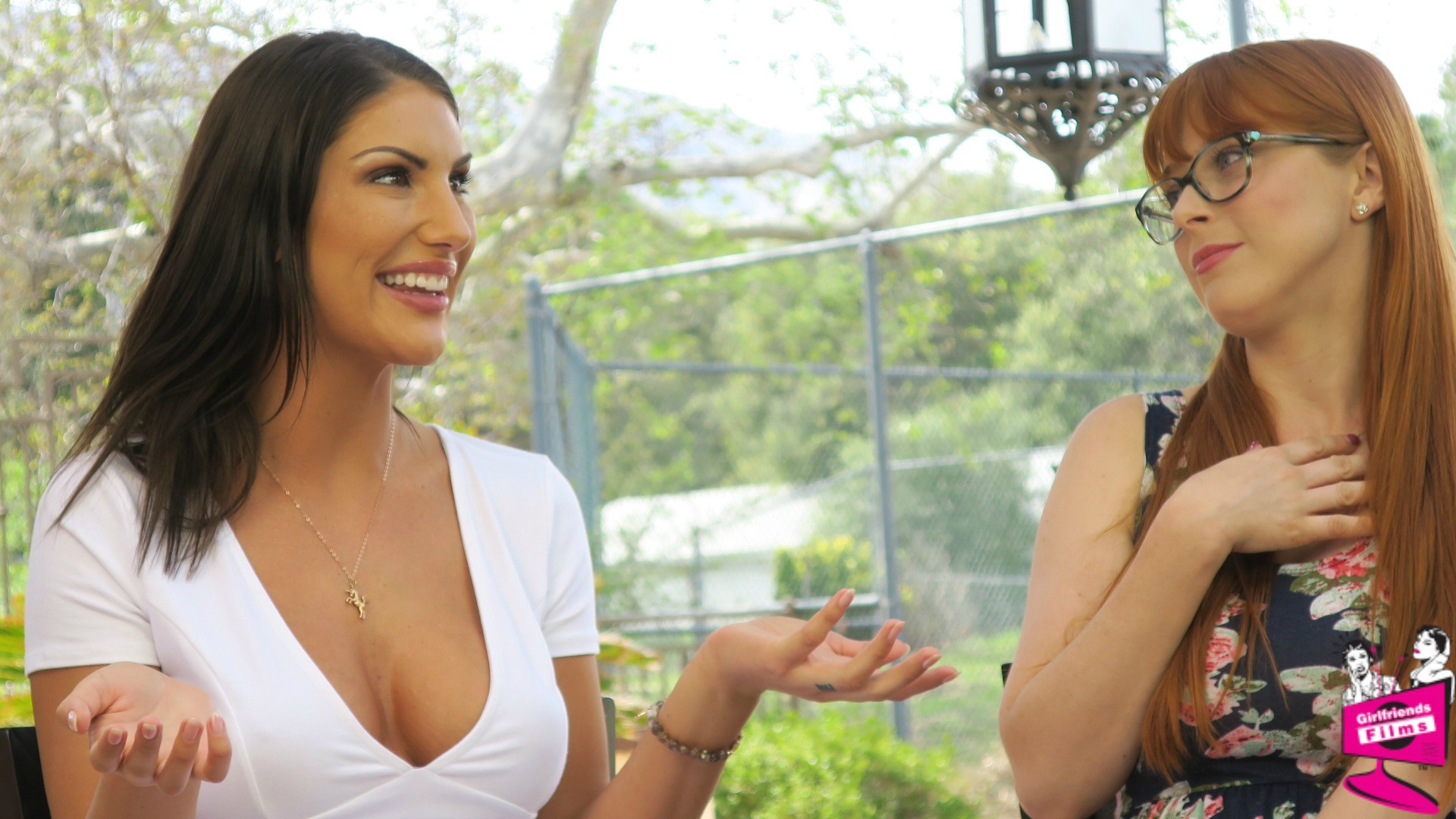 Penny Pax and August Ames