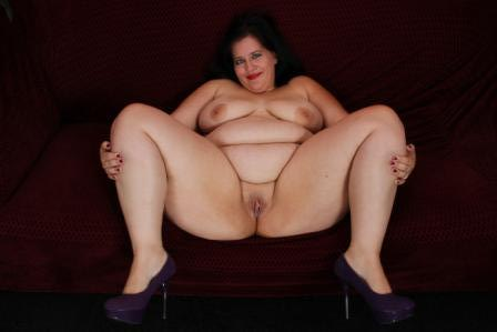 Fucked this fat bbw with shaven pussy i met online1 - 2 part 4