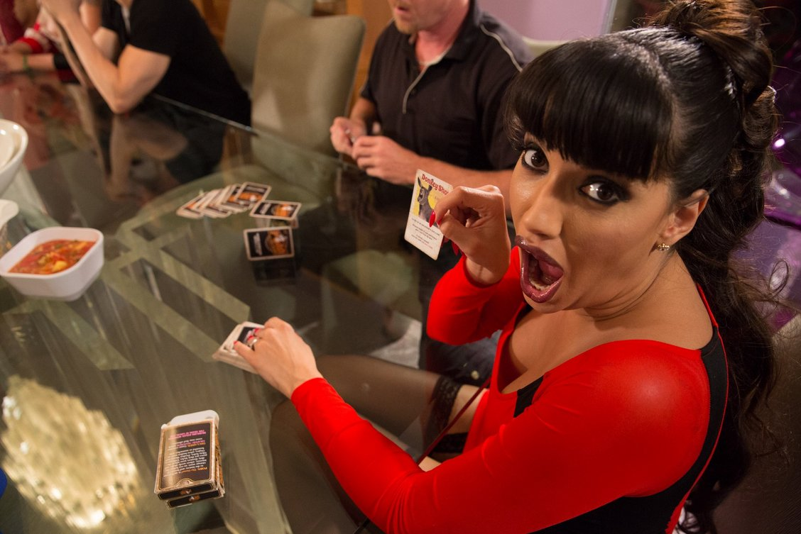 Mercedes Carrera and Porn The Game