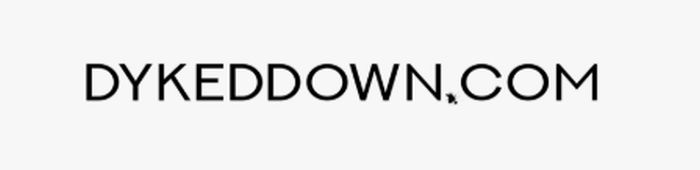 Dyked Down Logo
