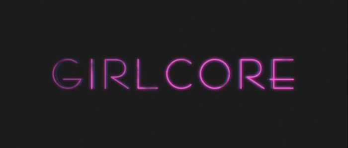 Girlcore Title Tag