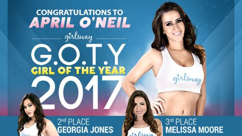 Girlsway Girl of the Year