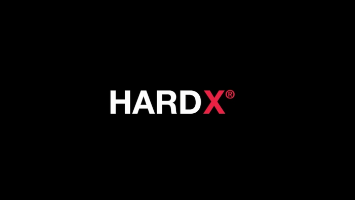 The almighty hard x brand.