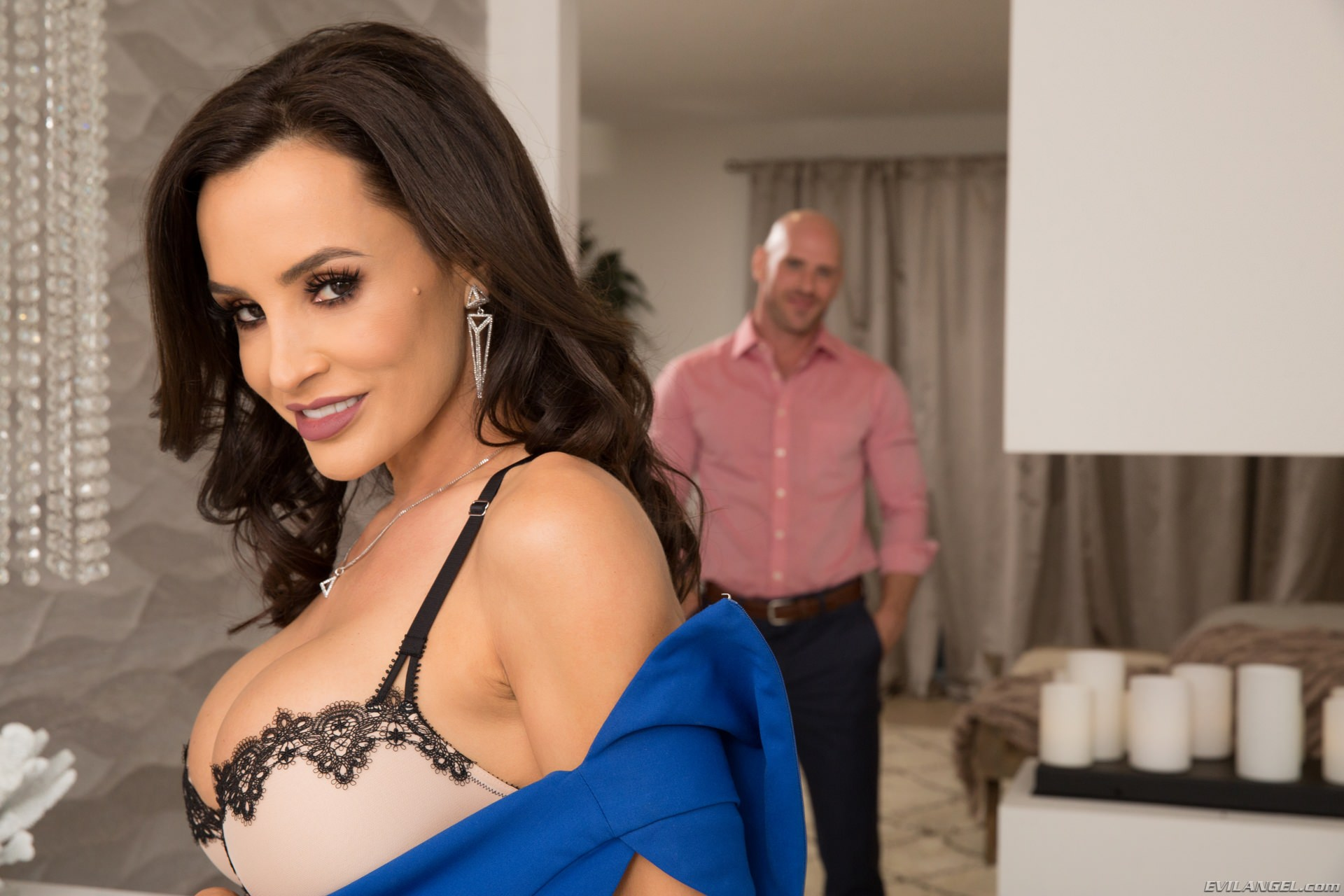 Lisa Ann & Johnny Sins