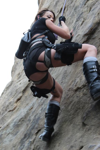 Chanel Preston in Tomb Raider XXX