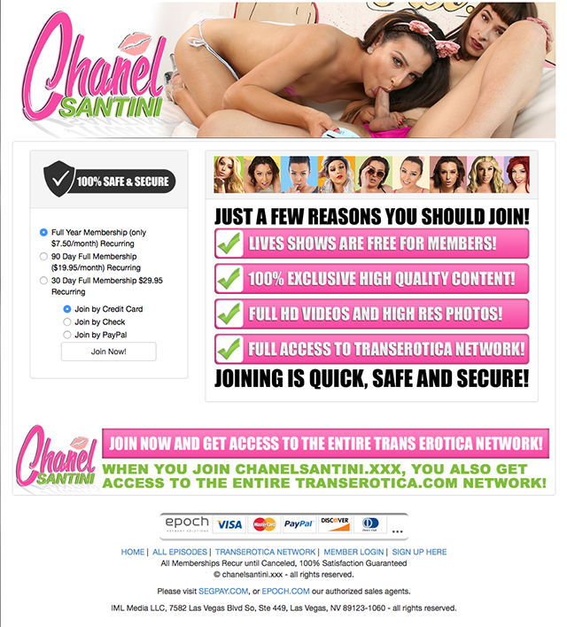 Chanel_Santini_Join_Page