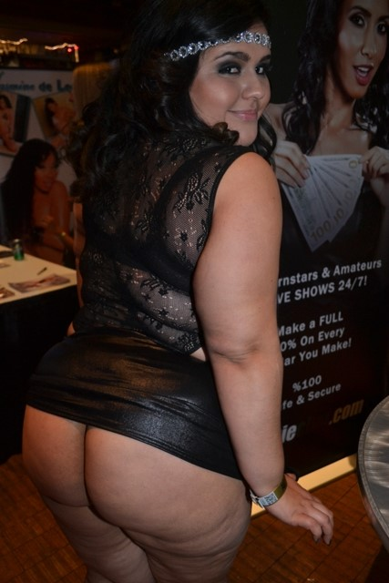 Bunny de la cruz big booty bbw - 3 part 9