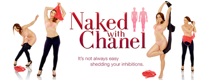Naked with Chanel Banner