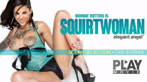 Bonnie rotten is squirtwoman scene 2