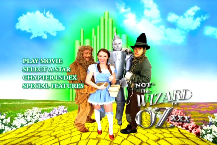 Click for Trailer. Not The Wizard of Oz XXX