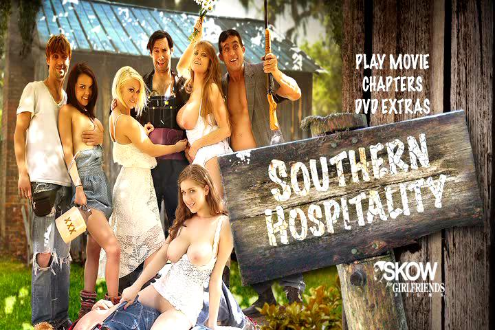 Southern hospitality interracial sex