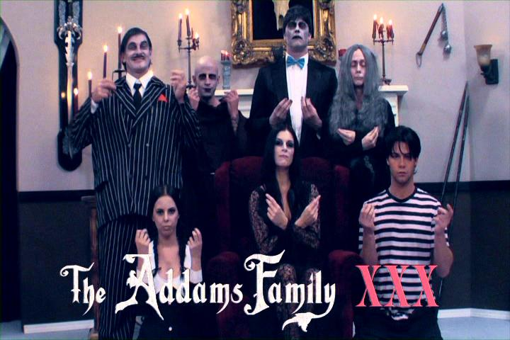 Adams family xxx parody torrent