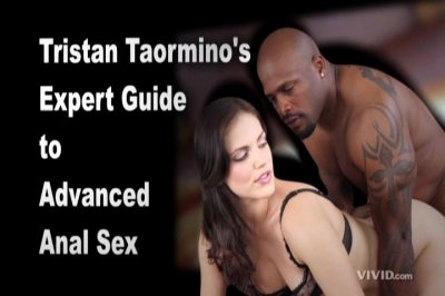 Expert guide to anal sex tristan review
