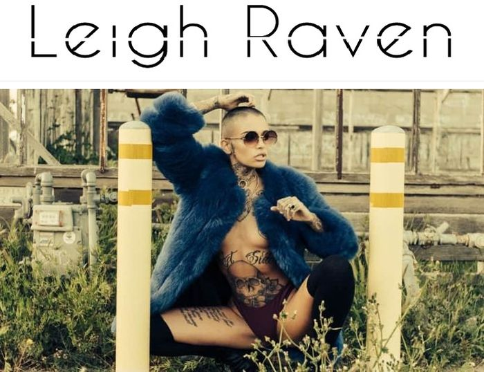 Leigh Raven's Review Spot