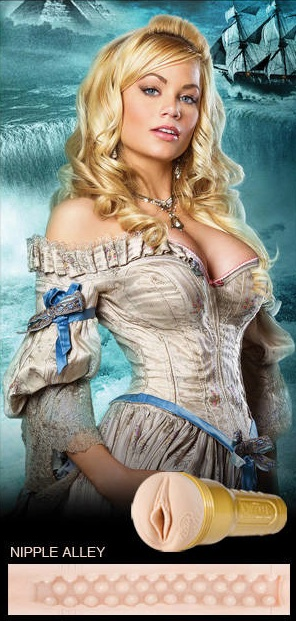 Riley Steele in Pirates 2