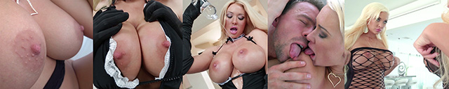 Summer Brielle's bounteous breasts