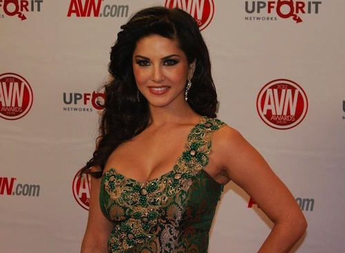Sunny Leone on Red Carpet